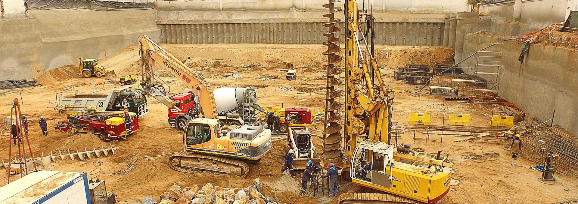 Foundation Piling